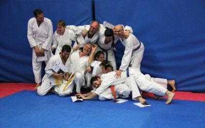 Webseite TSG Karate in Weinheim ist online